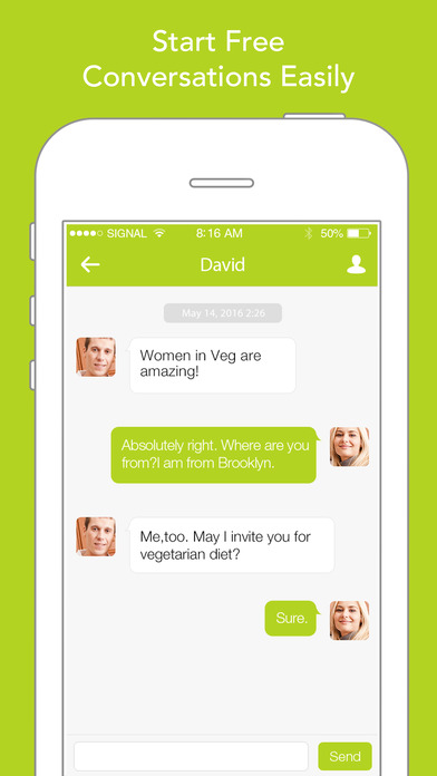 best vegetarian dating sites Vegetarian & vegan dating sites have grown in popularity as the number of vegetarians and vegans has grown for some people, dating a 'meat eater' is a deal breaker, and the following sites allow people to focus their attention on those who share the.