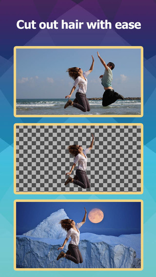 Aftercut : Background Eraser & Powerful Photo Editor with 300 + Photo Effects Screenshots