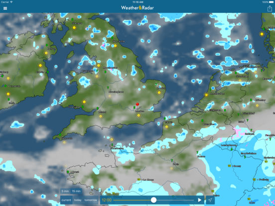 Weather radar pro ad free ipa cracked for ios free download weather radar pro ad free screenshots gumiabroncs Images
