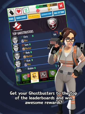 Ghostbusters™: Slime City Screenshots