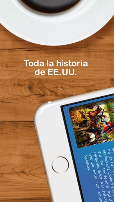 Bookshelf: Historia de los Estados Unidos iPhone Screenshot 1