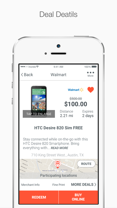 Skout Deals - Save Money With The Latest Coupons screenshot