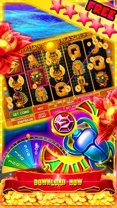 pharaoh gaming machines 777