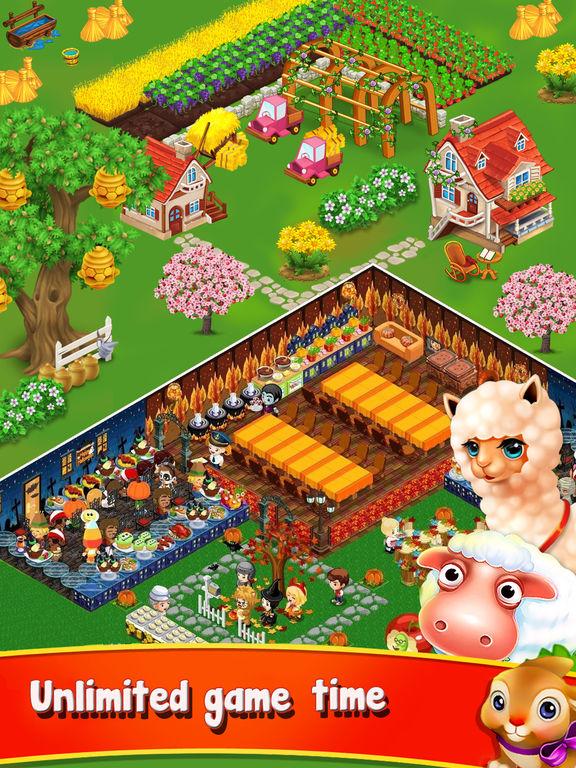 Скачать Farming Sim - Amazing The Farm Frenzy 3
