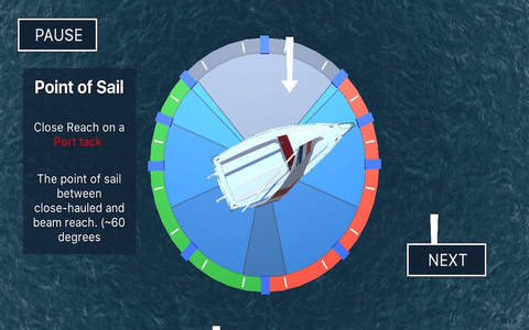 ASA's Sailing Challenge screenshot 3