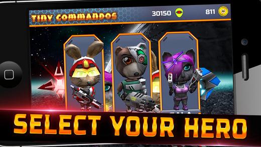 Tiny Commandos Screenshot