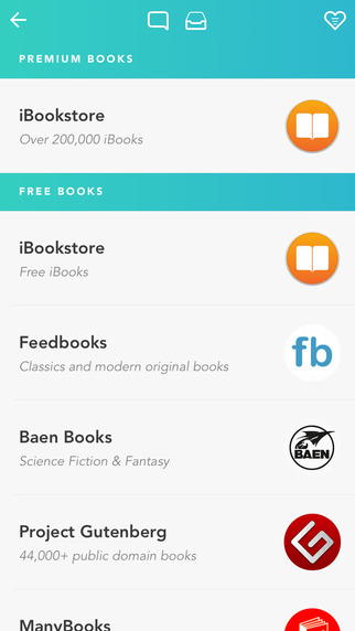 eBook Search Pro - Free books for iBooks and other eBooks readers Screenshots