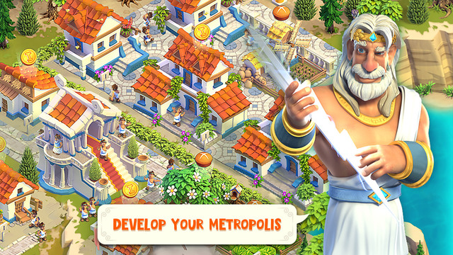 Divine Academy Screenshots