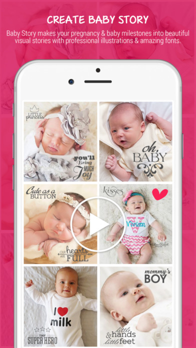 Baby Generator- Pregnancy Due Date Countdown Pictures,Baby Development & Baby Face Pics 앱스토어 스크린샷