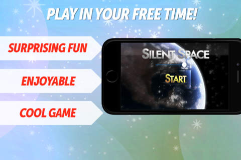 Silent Space - Simon Says for the ears! screenshot 1