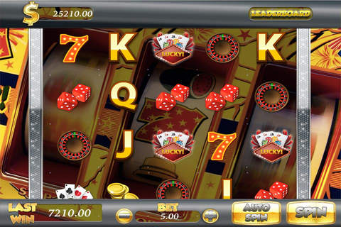 777 A Extreme Casino Gambler Slots Game - FREE Vegas Spin & Win screenshot 1
