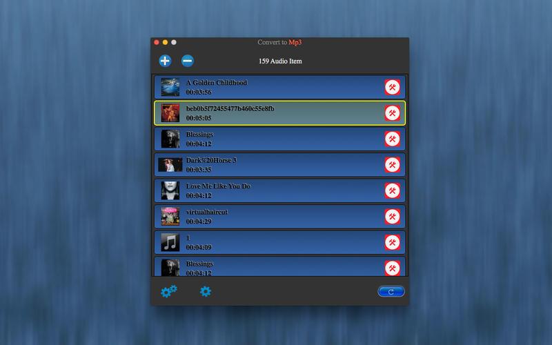 Convert to Mp3 Screenshot - 1