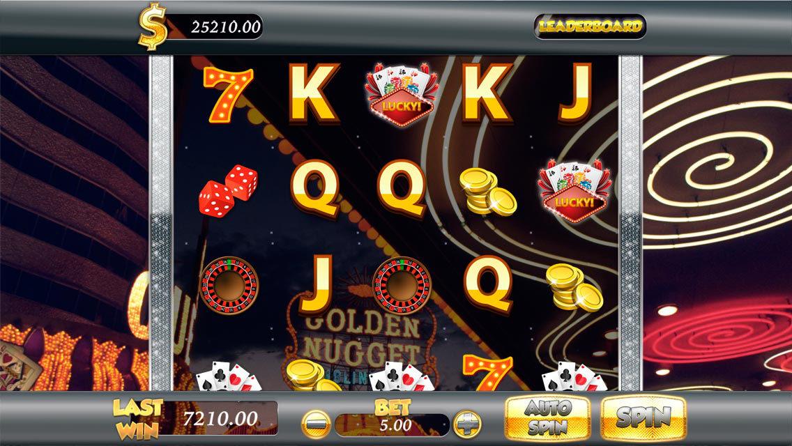 Las vegas slot machine payout percentage