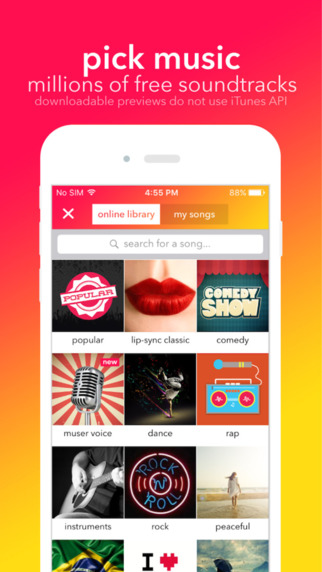 musical.ly for iPad - your video community