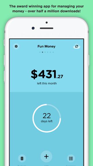Pennies – Personal Money, Budget & Finance Manager Screenshot