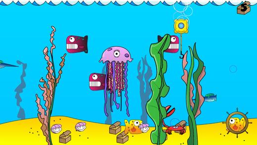 Bathyscaphe Challenge Screenshot