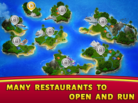 Cruise Ship Cooking Scramble: Master Chef Fever для iPad