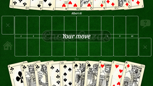 Chess Cards Game Limited Edition Screenshot