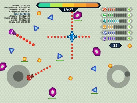 Diep.IO Tank - Online Tank IO War Gamescreeshot 3