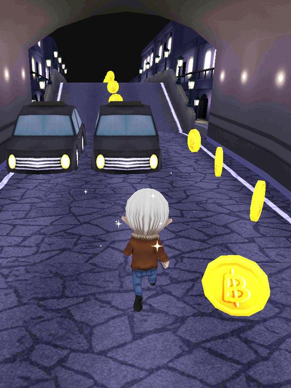 Scary Runner 3D screenshot 8