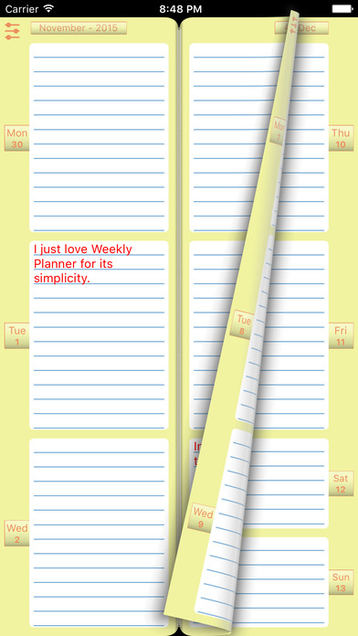 Planner/Diary
