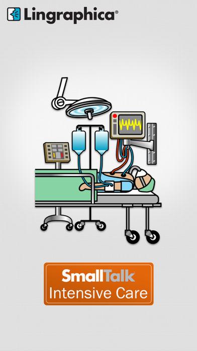 SmallTalk Intensive Care iPhone Screenshot 1