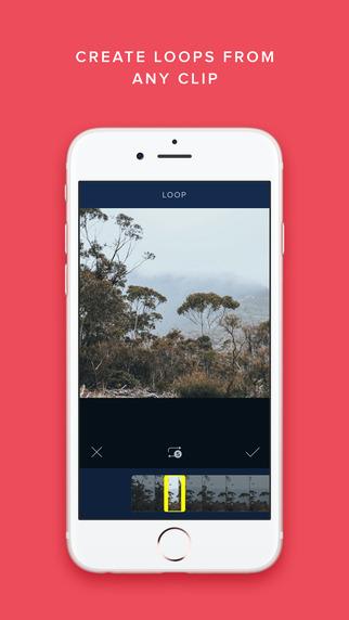 Breue - Beautiful Filters For Videos Screenshot