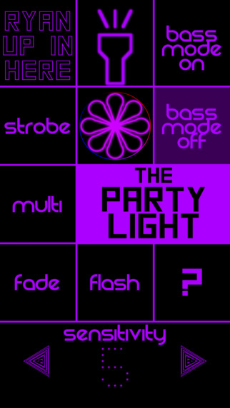 The Party Light Supreme