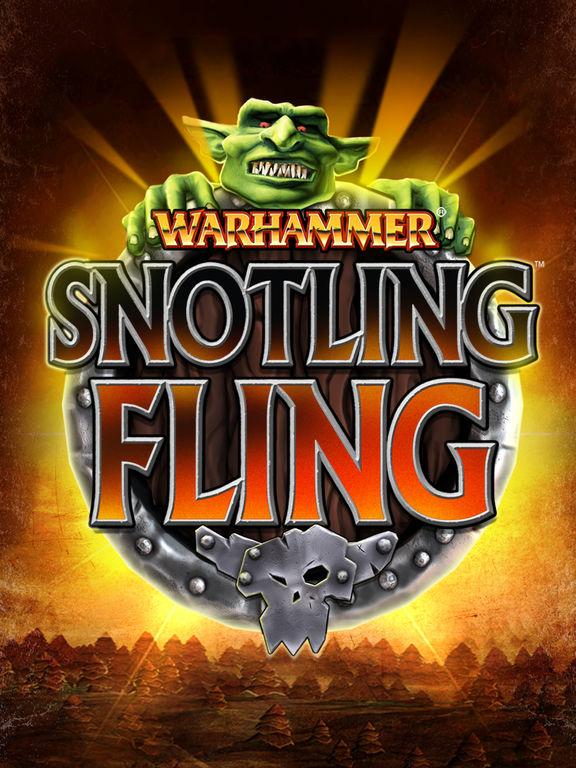 Warhammer: Snotling Fling на iPad