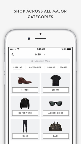 ShopStyle - Shop Designer Clothes, Shoes, Accessories & Deals on Fashion Shopping Screenshots