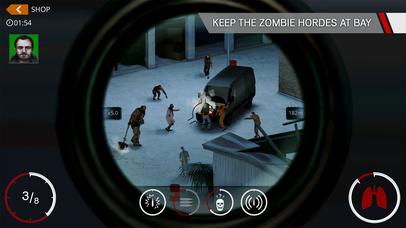 Hitman: Sniper. Скрин 5