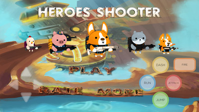 Heroes Shooter screenshot 1