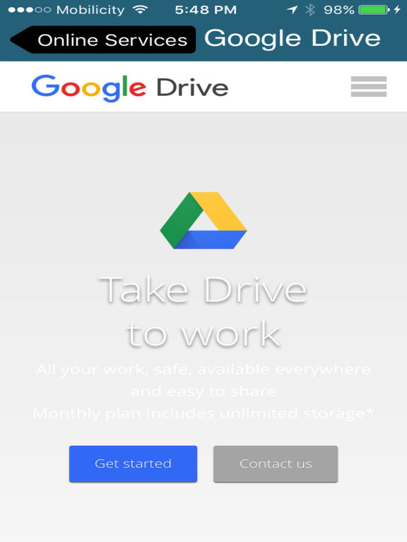 Clouds - Mails for OneDrive,Google Drive,Box,DropBox,Outlook,Yahoo mail,Gmail Screenshots