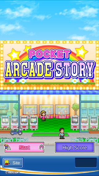 Pocket Arcade Story Screenshots