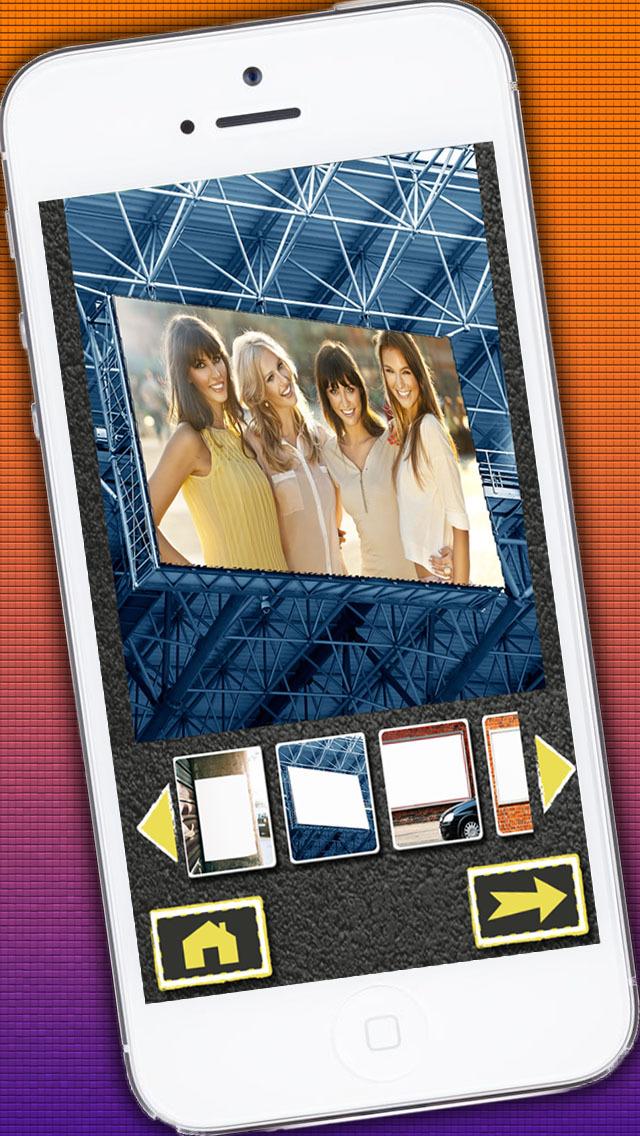 广告牌海报照片拼图相框相机 明星模特杂志街拍专业图片合成器