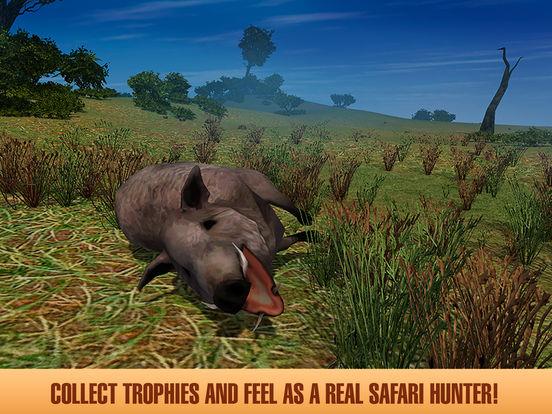 African Safari: Boat Hunting 3D Full screenshot 7