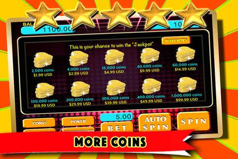 Favorites Casino Slots - Vip Slots Machines screenshot 4
