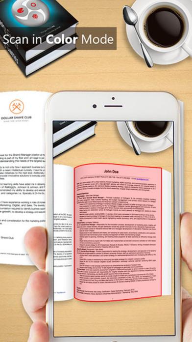 God's Eyes PDF Document Scanne - Barcode Scanner screenshot