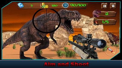 Dino Deadly Hunter: A Dinosaur Hunting Adventure screenshot 2