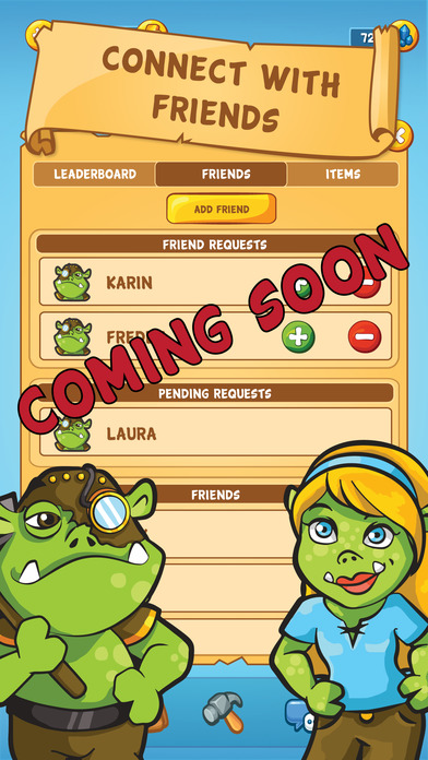 Ore Miner - Clicking game Screenshot