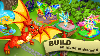 Screenshots of Dragon Story™ for iPhone