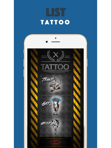 3d tattoo - temporary tattoo bodyart ink real tattoo sexy tattoo fun Screenshots