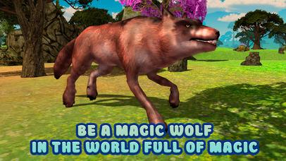 Wild Wolves Clan 3D screenshot 1