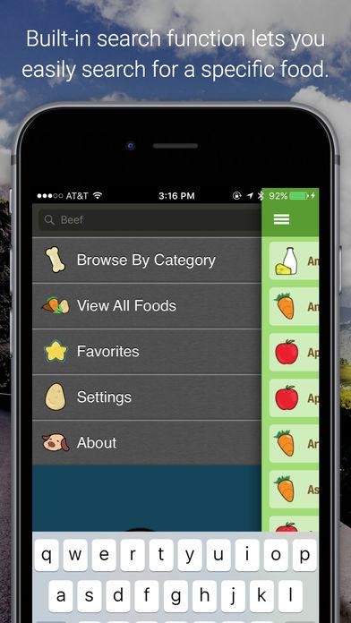 iKibble iPhone Screenshot 3