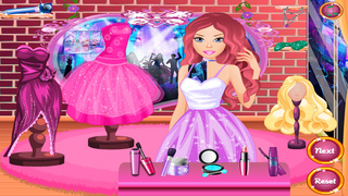 Sofia the First dinner dress - Sweetheart Princess love makeup, Cinderella Beauty Diary, girls playing games for free-3