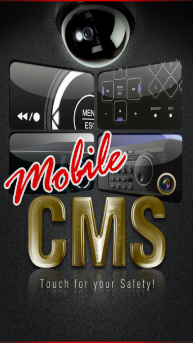 Mobile CMS iPhone Screenshot 1