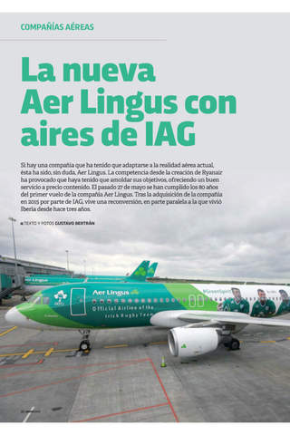 Avion Revue Internacional (España/Europa) - La revista de aviación líder en castellano screenshot 4
