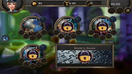 Casino Fraud Case-Hidden Object Game Screenshots