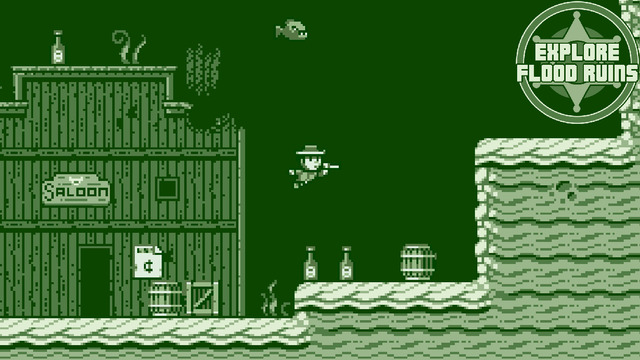 2-bit Cowboy Rides Again Screenshots