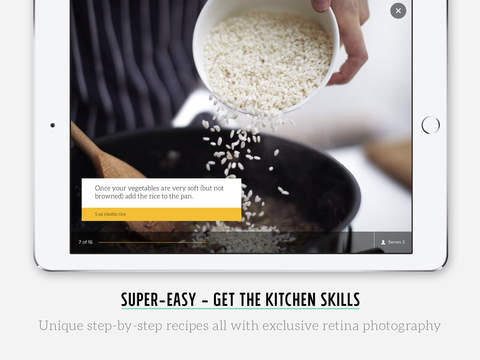 Jamie Oliver's Ultimate Recipes Screenshots